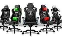 Игровое кресло Sharkoon Skiller SGS4 рассчитано на крупных пользователей