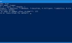 [Из песочницы] Ещё один пример автоматизации или PowerShell + Google Apps Script