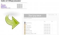 [Из песочницы] Красивый листинг файлов и директорий в nginx