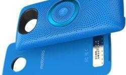 Модульный динамикMoto Stereo Speaker для смартфонов Moto Z поступил в продажу