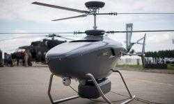 Начаты испытания российского беспилотного вертолёта VRT300