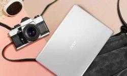 Ноутбук Acer Swift 1 переведён на платформу Intel Gemini Lake