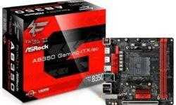 Новая статья: Обзор и тестирование материнской платы ASRock Fatal1ty AB350 Gaming-ITX/ac