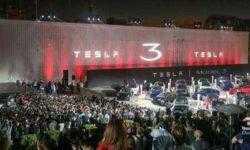 Новая статья: Обзор Tesla Model 3. Электромобиль: перезагрузка