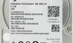 Новая статья: Обзор жестких дисков Seagate Exos 10E2400 2,4 Тбайт и Exos 15E900900 Гбайт