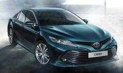 Обнародованы российские цены на Toyota Camry нового поколения