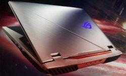 Обновлённый ноутбук ASUS ROG G703 получил процессор Core i9 и 144-Гц дисплей