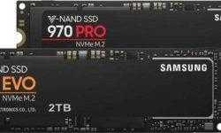 Samsung 970 PRO и 970 EVO: скоростные твердотельные накопители в формате M.2
