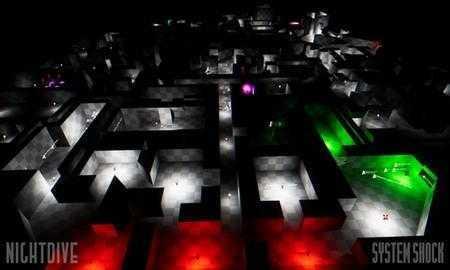 Фото System Shock скриншоты переиздания