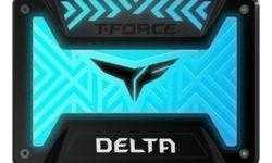 Team Group T-Force Delta RGB: твердотельные накопители с подсветкой