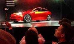 Tesla пока не по силам выпускать 2500 штук Model 3 в неделю