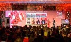 В Москве прошла презентация новой электроники LG
