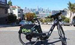В сервисе Ford GoBike появились электрические велосипеды