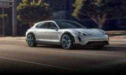 Видео дня: электрический концепт-кар Porsche Mission E Cross Turismo
