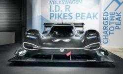 Volkswagen I.D. R Pikes Peak: гоночный автомобиль на электротяге