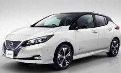 Выход новой модели Nissan Leaf способствует росту спроса на электромобили