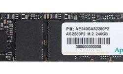 Apacer AS2280P2: накопители M.2 NVMe SSD среднего уровня