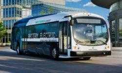 Bloomberg: через 22 года 80 % автобусов будут полностью электрическими