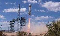 Blue Origin запустила ракету New Shepard на рекордную высоту