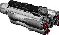 Боевой космический лазер «Скиф»