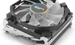 CRYORIG C7 RGB: процессорный кулер для компактных систем