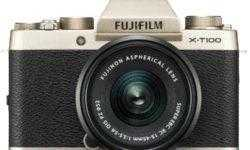 Fujifilm X-T100: беззеркальный 24-Мп фотоаппарат за $600