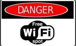 И еще раз: не пользуйтесь публичным WiFi