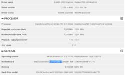 Intel Core m3-8114Y: сведения о первом процессоре Cannon Lake-Y