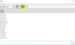 JavaFx, простой терминал COM порта