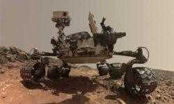 Марсоход Curiosity обучится новым навыкам бурения