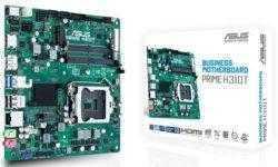 Матплата ASUS Prime H310T поддерживает внешние БП