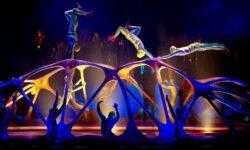 Мечты и амбиции бродячего артиста: история цирка Дю Солей