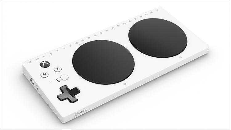 Фото Microsoft анонсировала Xbox-контроллер для инвалидов