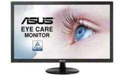 Монитор ASUS VP247HAE Eye Care обладает контрастностью 3000:1