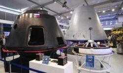 Начались аэродинамические испытания космического корабля «Федерация»
