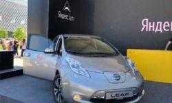 «Nissan Яндекс.Авто. Концепт»: подключённый автомобиль будущего