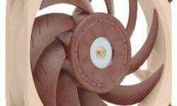 Noctua представила свой лучший 120-мм вентилятор