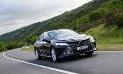 Новая статья: Обзор новой Toyota Camry: смена парадигмы