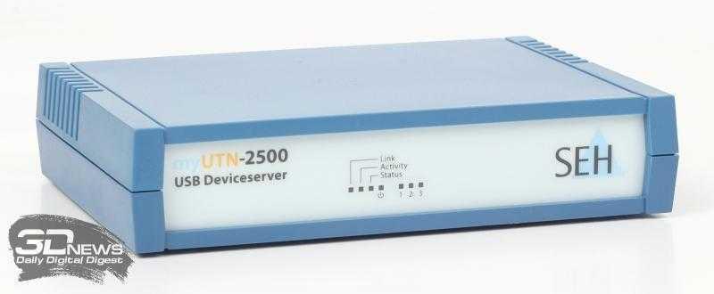 SEH myUTN-2500 USB Deviceserver