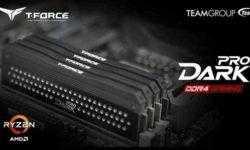 Новые комплекты памяти Team Group DDR4 рассчитаны на платформу AMD Ryzen