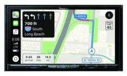 Новые медиацентры Pioneer получили поддержку Android Auto Wireless и Wireless Apple CarPlay