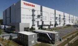Новый завод поможет Toshiba Memory нарастить выпуск 3D NAND