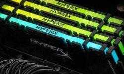 Память HyperX Predator DDR4 RGB дебютирует на рынке