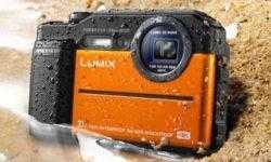 Panasonic Lumix DMC-FT7: защищённый фотокомпакт с электронным видоискателем