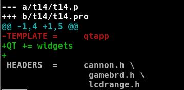 Фото [Перевод] Портируем код с Qt 1.0 на Qt 5.11