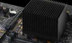 Процессорный охладитель Arctic Alpine 12 Passive рассчитан на бесшумные ПК