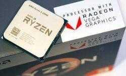 Процессоры Athlon 200GE и Athlon PRO 200GE дебютируют на Computex