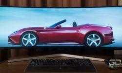 Samsung проектирует изогнутый монитор с разрешением 5120 × 1440 точек