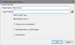 Создание сайта на Delphi, или Как использовать uniGUI по-минимуму