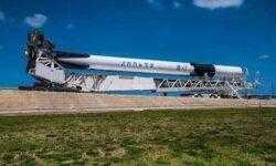 SpaceX отложила запуск Falcon 9 с многоразовым разгонным блоком за минуту до старта